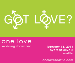 300x250 One Love Wedding Show
