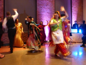 Hall at Fauntleroy Bhangra Dancing Lesson